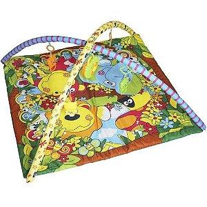 Tapete Infantil Para Bebê Musical Brinquedos Acolchoado