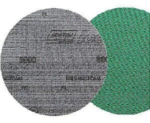 Disco De Lixa Ice Soft Touch P3000 150mm Norton 10 Unidades