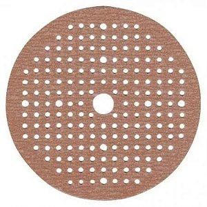Disco de Lixa Seco A275 P1500 Norton 10 Unidades