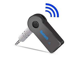 Receptor Adaptador Bluetooth Musica P2 Chamada Som Carro