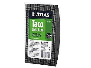 Suporte Taco Para Lixa 100/1 Atlas Automotivo Constr. Civil
