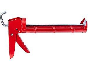 Pistola Para Calafetar Aplicador P/ Silicone Atlas Ref 177