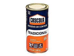 Adesivo De Contato 400g / 476ml Tradicional Sem Toluol