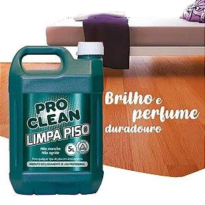 Produto Limpa Pisos Chão Encardidos Antiderrapante 5L Pro Clean