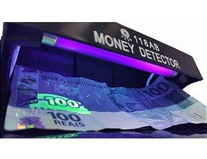 Identificador Notas Falsas Cedulas Dinheiro Money Detector