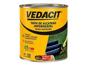 Piche Tinta de Alcatrão Impermeável 900ml Vedacit