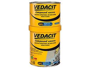 Compound Adesivo Estrutural Vedacit Concreto Media Fluidez