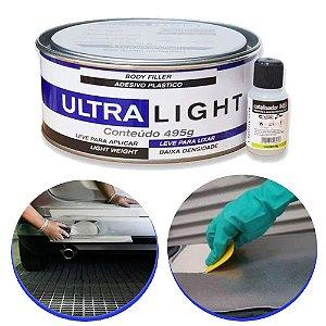 Adesivo Plástico Ultra Light 495g Maxi Rubber
