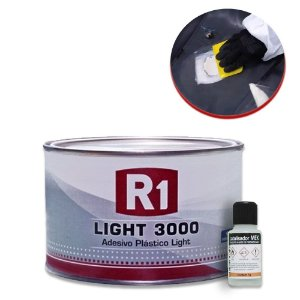Adesivo Plástico Ultra Light 3000 Roberlo 495g