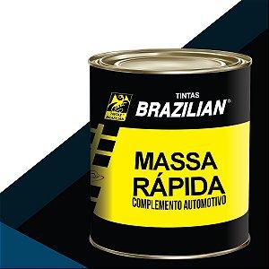 Massa Rápida Complemento Automotivo Branca 900ml Brazilian