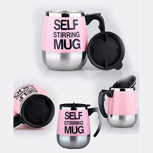 Caneca Misturador Automático Mix 450ml Stirring Mug