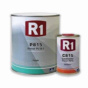 Primer R1 P815 PU HS 8:1 C/ Catalisador C815 900ML Roberlo