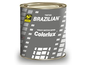 Tinta Esmalte Sintético 900ml Brazilian Cores Metal Madeira