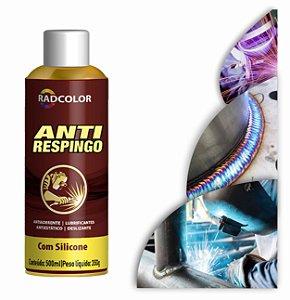 Anti Respingo de Solda Spray com Silicone 400ml