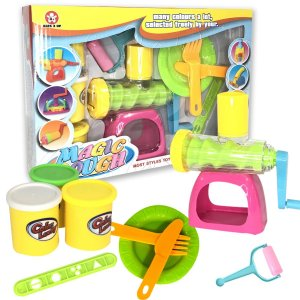 Brinquedo Infantil Cozinha Massinha Meninos Meninas Diversão