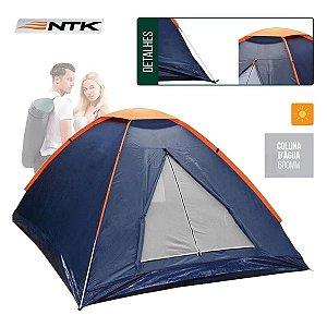Barraca De Camping Panda Para 2 Pessoas s/ Sobreteto Nautika