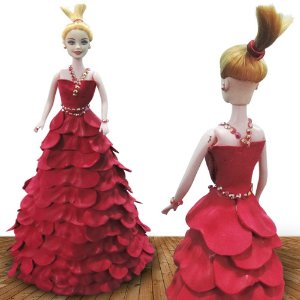 Bonecas Meninas Princesas Disnay Colecionador