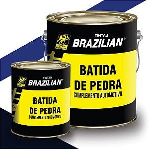 Batida de Pedra Branco 900ml Emborrachamento Tintas Brazilian