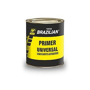 Primer Universal Fundo Preparador Preto 900ml Brazilian