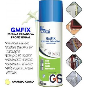 Espuma Expansiva Profissional Poliuretano GMFlex