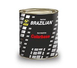 Tinta Base Poliéster Branco Banchisa 0,900ml Brazilian