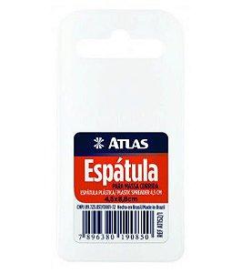 Espátula para Massa Corrida 4,5cm x 9cm Ref AT152/1 Atlas