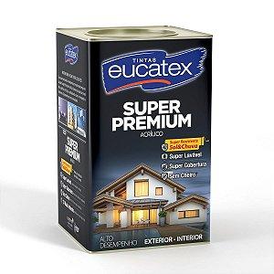 Tinta Acrílica Super Premium Eucatex 18L Branco