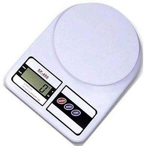 Balança Digital Cozinha Alta Precisão 10kg Multiuso