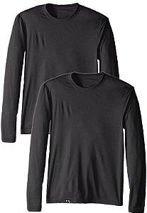 Kit de Camisetas Longas