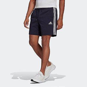 Short Adidas Adidas Essentials Masculino - Marinho e Branco