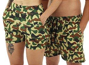 Kit Mozão Shorts + Bermuda Militar