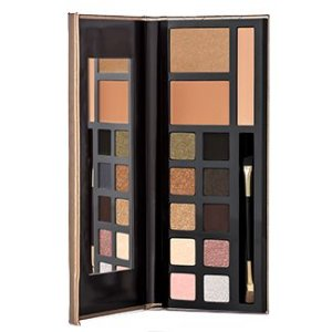 Palette Clutch Coleção Diva Eudora - Estojo Multifuncional de Maquiagem