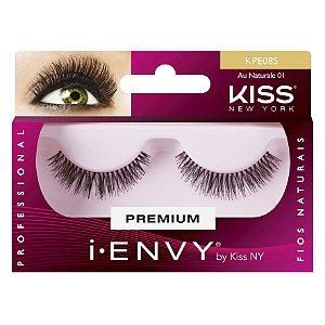 Cilios Postiços Au Naturale 01 I-ENVY Kiss New York - KPE08S