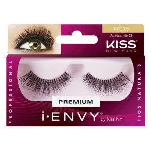 Cilios Postiços Au Naturale 03 I-ENVY Kiss New York - KPE10S