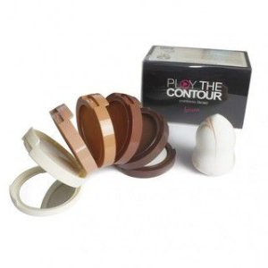 Paleta Facial de 5 etapas Luisance Play The Contour - L779