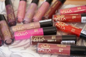Batom Liquido Premium Dalla Makeup Efeito Matte - 4,6g