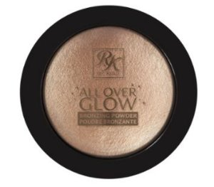 Bronzer e Iuminador All Over Glow RK by Kiss - Light Glow 11,6g