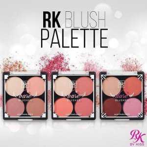 RK by Kiss - Paleta de Blush