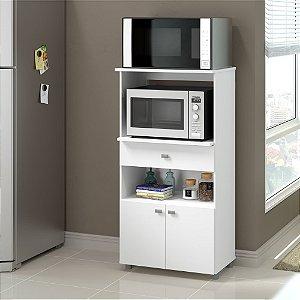 Armário Multiuso Para Forno E Microondas REF 4060G Multimóveis