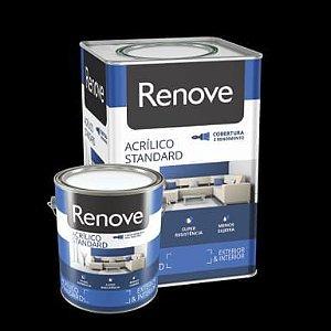 RENOVE LATEX STANDARD 4 GL 3,6L BRANCO FOSCO