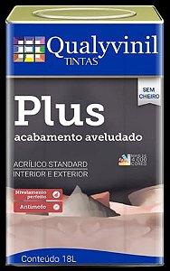 PLUS BRANCO LT 18L- QUALYVINIL
