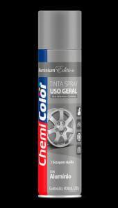spray chemicolor aluminio p/roda
