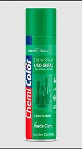spray chemicolor verde claro 400ml