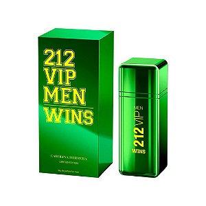 PERFUME CAROLINA HERRERA 212 VIP MEN WINS EAU DE PARFUM
