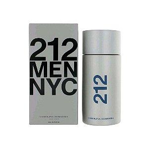 PERFUME CAROLINA HERRERA 212 MEN NYC MASCULINO EAU DE TOILETTE