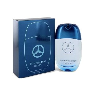 PERFUME MERCEDES BENZ THE MOVE MASCULINO EAU DE TOILETTE