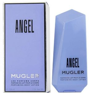 CREME HIDRATANTE THIERRY MUGLER ANGEL LES PARFUMS CORPS 200 ML