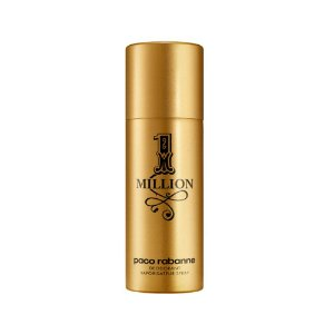 DESODORANTE SPRAY PACO RABANNE 1 MILLION  MASCULINO 150 ML