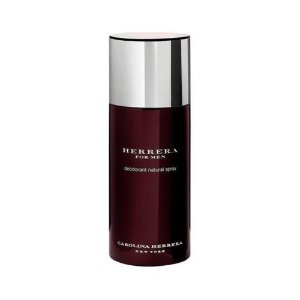 DESODORANTE SPRAY CAROLINA HERRERA HERRERA FOR MEN MASCULINO 150 ML