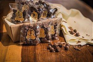 Gotas de Chocolate sabor Menta - Mentinha